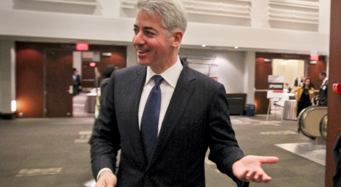 Bill Ackman Says Herbalife's Business Is Declining