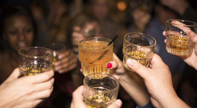 Whiskey A Go Go: Make A Toast With This New ETF
