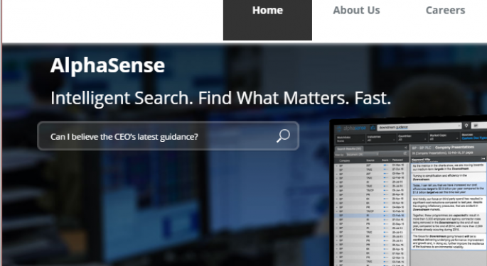 AlphaSense Is Helping Investment Managers Act With Greater Insight