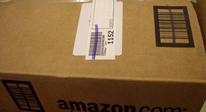 Amazon Has Two Really Big News Items Going For It Right Now