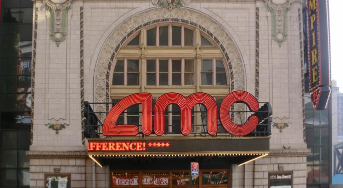 AMC Shares Slammed Amid Q2 Warning; Loop Cuts Target But Maintains Buy