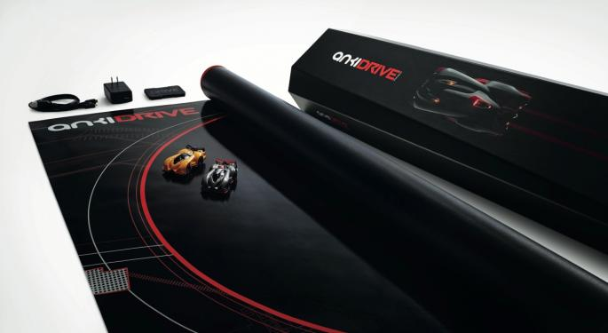 Anki Is Building Real-World Video Games With High-End Robotics, iPhones And A $50 Million Investment