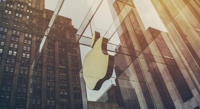 Chowdhry: Strange Pump & Dump With Apple's Management