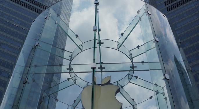 Analyst Cuts iPhone Estimates Ahead Of Apple's Q1 Report