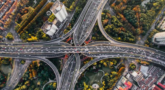 A Concrete Play On Trump's Infrastructure Plan With This ETF