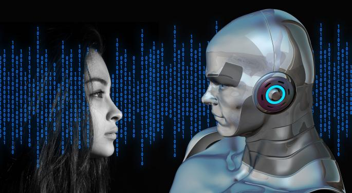 BlackRock's Fink: Robots Will Supplement Humans In Stock Picking