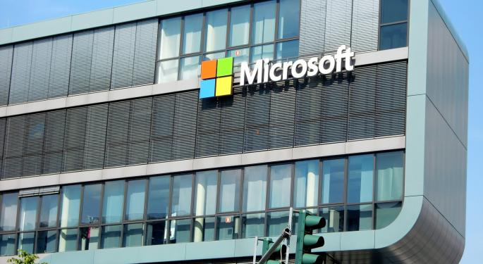 Goldman On Microsoft Ahead Of Q3 Results: The Song Remains The Same