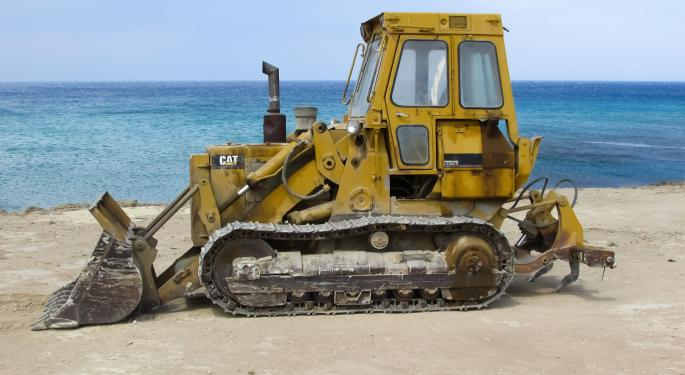 Deutsche Bank: Caterpillar's Consensus Has Undergone Metamorphosis