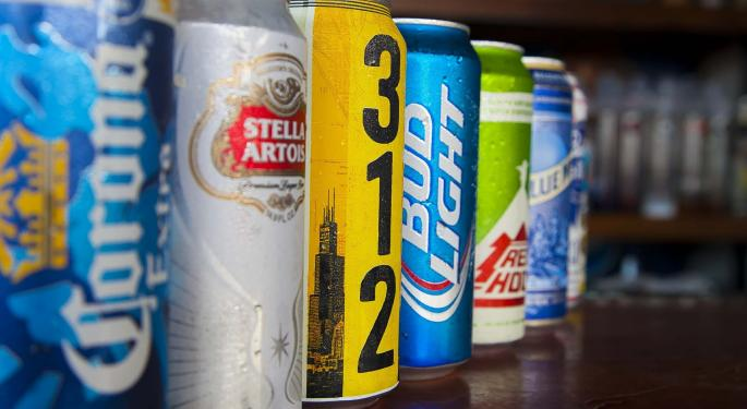 Goldman Reinstates Anheuser-Busch With Buy Rating