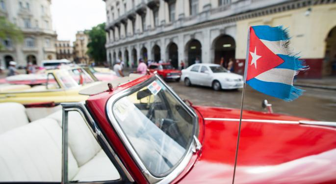 Trump Restrictions On Business With Cubans: Possible Blow To President's Future Hotel Competitors?