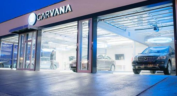 Analyst: Carvana's Success Shows Used Car Market Ready For Disruption, Sees 35% Upside