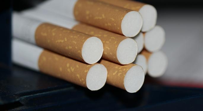 Goldman On Tobacco: Favors Reynolds Over Philip Morris, Altria