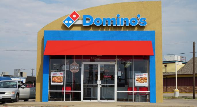 Domino's Pizza's Q3 Demonstrates Consistent Market Share Gains