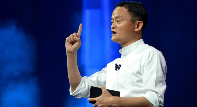 Here's Why Alibaba Remains A Top Pick At Stifel