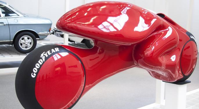 Morgan Stanley Double Upgrades Goodyear Despite A Cautious Sector View
