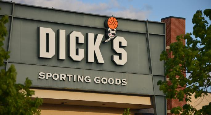 Dick's Is A Standout In Retail, But Isn't Getting The Credit It Deserves