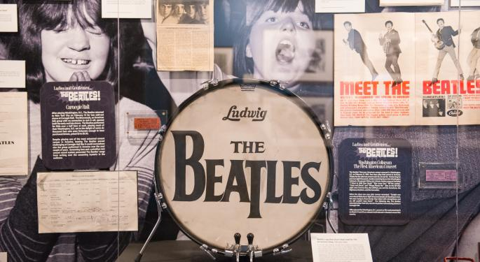 7 Best-Selling Singles From The Beatles