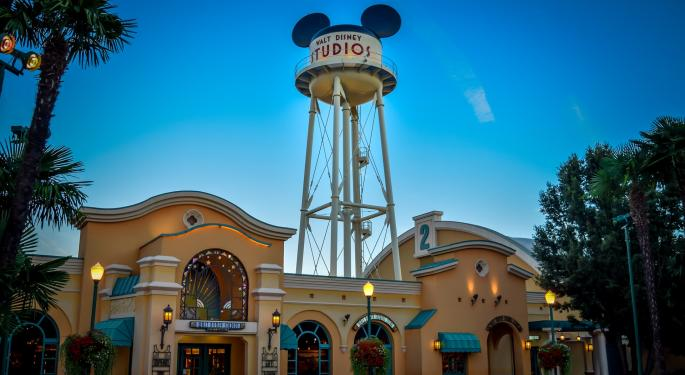 Once Again, Parks Are The Happiest Places In Disney's Quarter