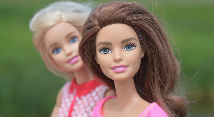 What Will Short Sellers Make Of The New Mattel CEO?
