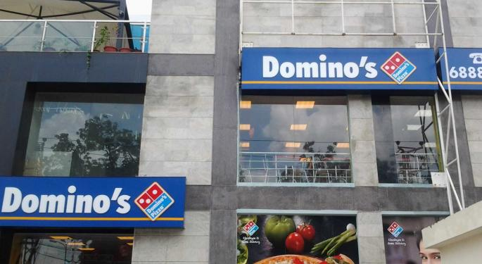 Apparently No One Told Domino's The Food Industry Is Struggling