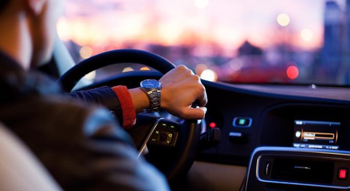 Uber Thriving Despite Auto Industry Decline