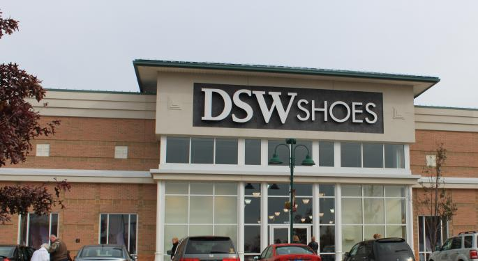 On DSW, Street Leaning The Wrong Way In Q2 Report