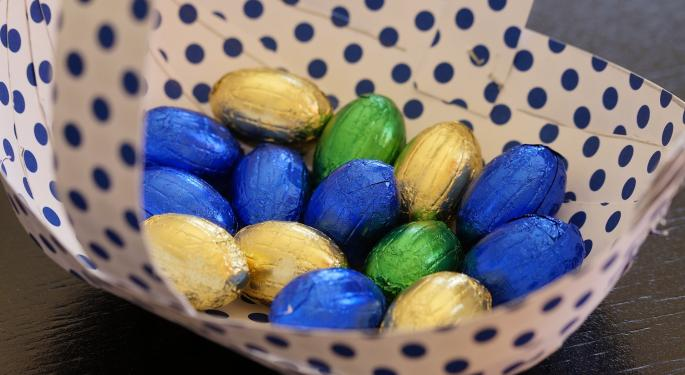 The Easter Bunny Brought Mondelez A Better-Than-Expected Q1