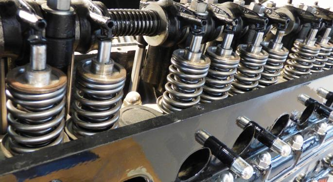 JPMorgan Comments On April Class 8 Engine Factory Shipments Share Data