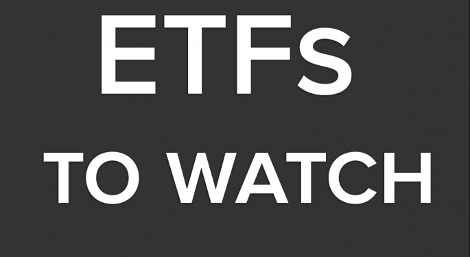 ETFs to Watch February 1, 2013 ECH, HYD, RTH