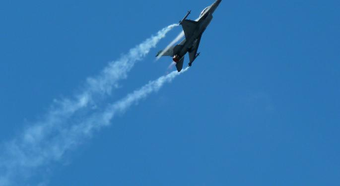 Argus Sees Lockheed Martin Raising Guidance Again This Year