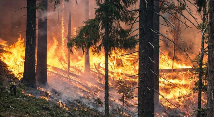 PG&E Removed From Goldman's Conviction List Amid California Wildfire Concerns