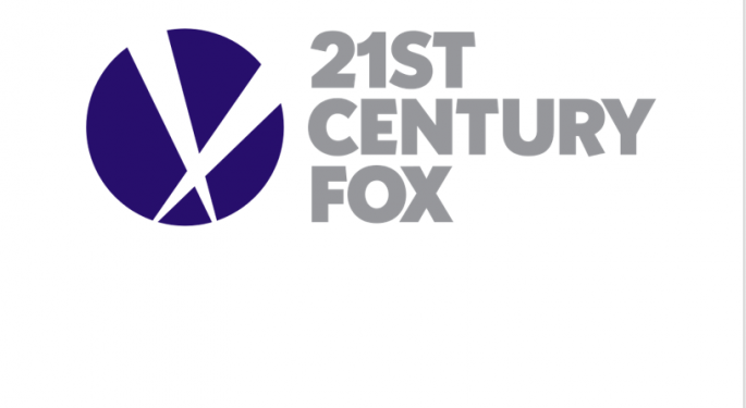 Fox's Q2 Results Somewhat Of A Mixed Bag, SKY Deal Still Fuzzy