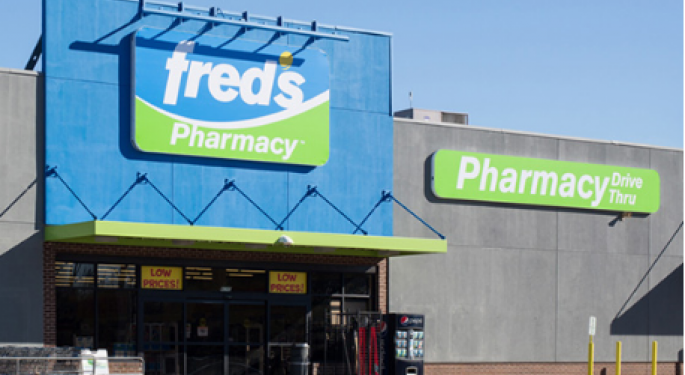 a review of rite aid retail drugstore chain Walgreens and rite aid, combined, own approximately 200 million square feet of retail space in addition to 21 million square feet of office and warehouse space the two chains operate 12,900 stores in the united states.