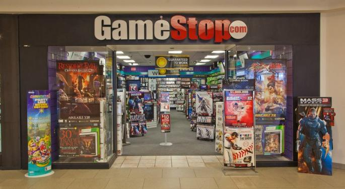Game Over For GameStop?
