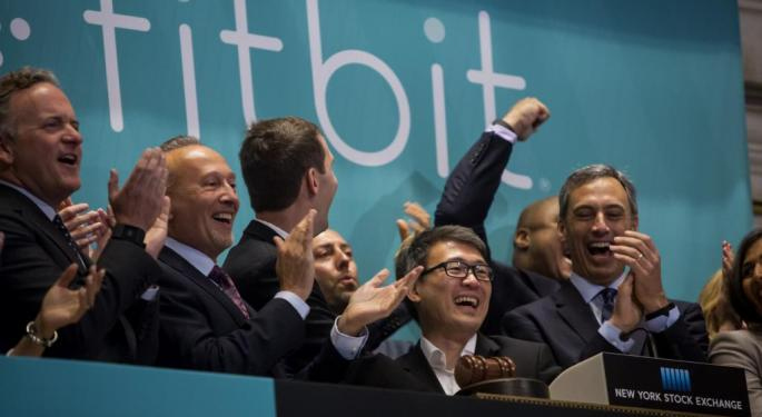 Fitbit's Chinese Threat Is Overblown, Research Says