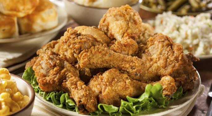 Bojangles Is One Of KeyBanc's Best Growth Ideas And Its Chicken Is Good Too