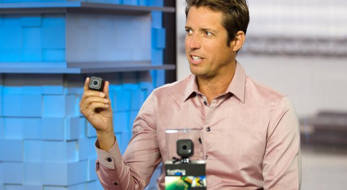 From Surfer To Billionaire: GoPro CEO Nick Woodman Chats With Stephen Colbert