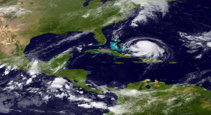 Generac Investors: Thanks, Hurricane Joaquin