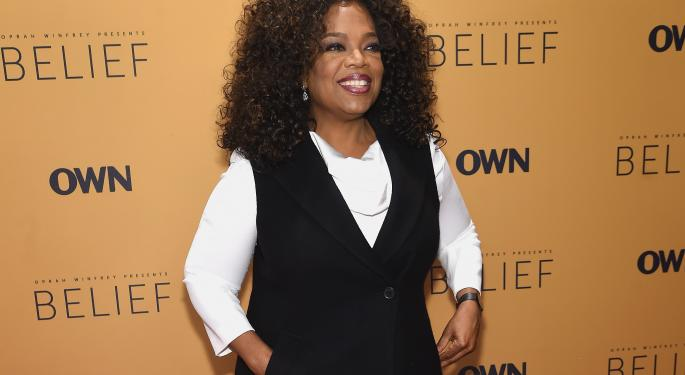 Weight Watchers Continues Surging, Investors Loving Oprah's Latest Advertisement