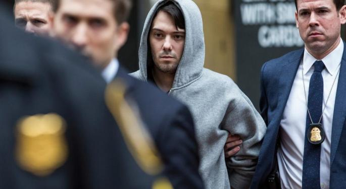 The Shkreli Top? History Could Be Repeating Itself