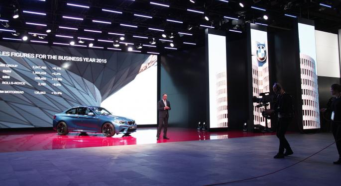Early Investor Takeaways From The 2016 North American International Auto Show