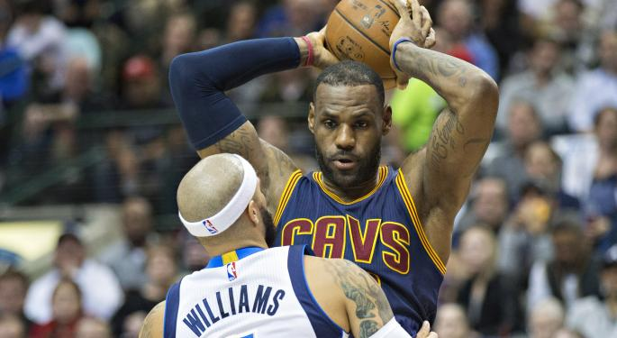 Hey LeBron, Is The Bottom In For Crude Oil?