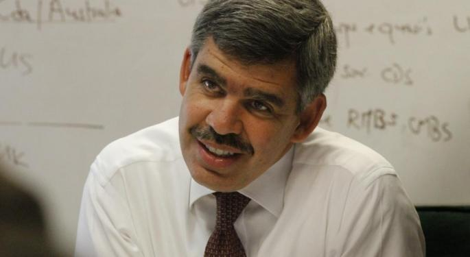 El-Erian: Strong Jobs Number Signals Two More Rate Hikes