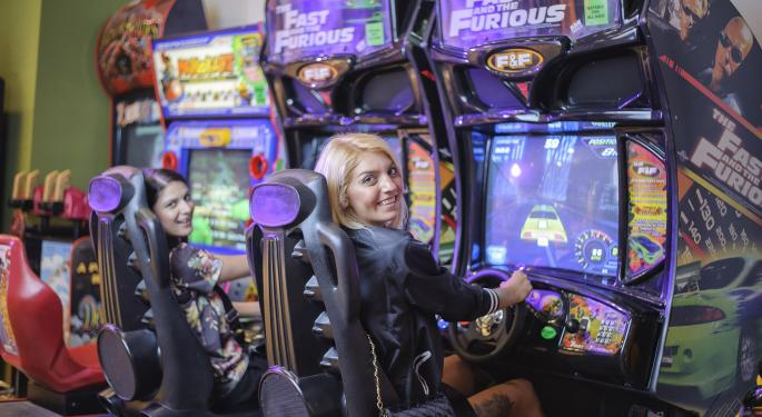 Dave & Buster's Challenges Persist, But Jefferies Says Its Valuation Can't Be Ignored