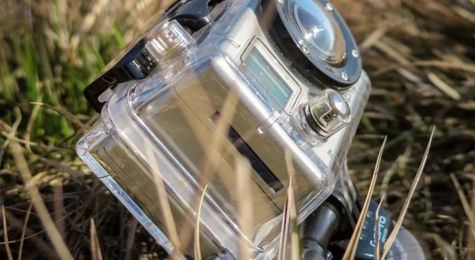 GoPro Inventories At All-Time High, Says PacCrest