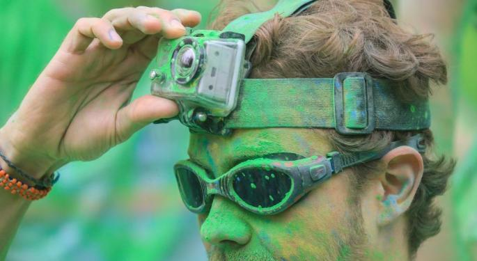 Drones, Hero4 Give GoPro Enormous Opportunity Heading Into Earnings