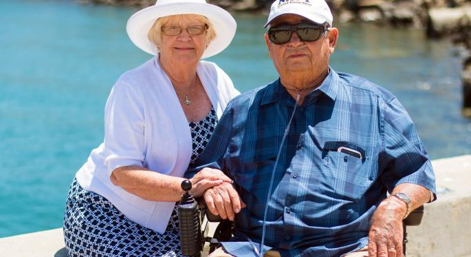 Retirees' Sigh Of Relief Following Rate Hike