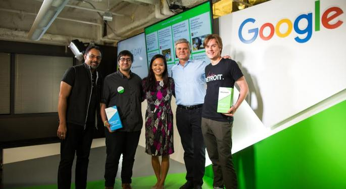 Waymark, A Detroit-Based Tech Firm, Leaves Google Demo Day With Award, $50K In Funding