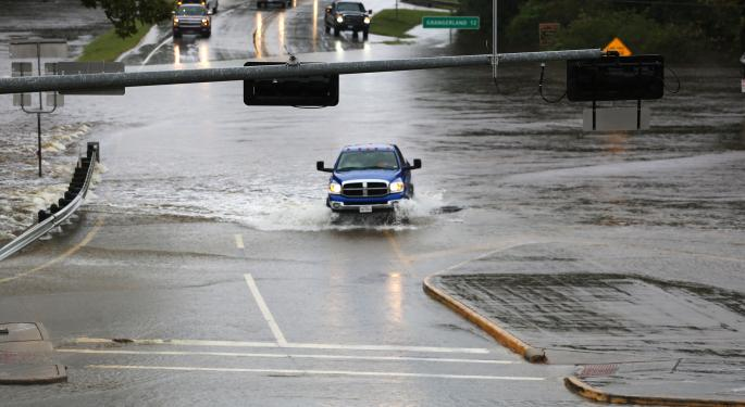 Are Hurricanes Good Or Bad News For The Auto Industry?