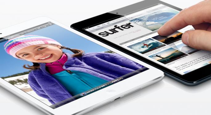 Apple Unveils $329 iPad Mini and Several Refreshed Products